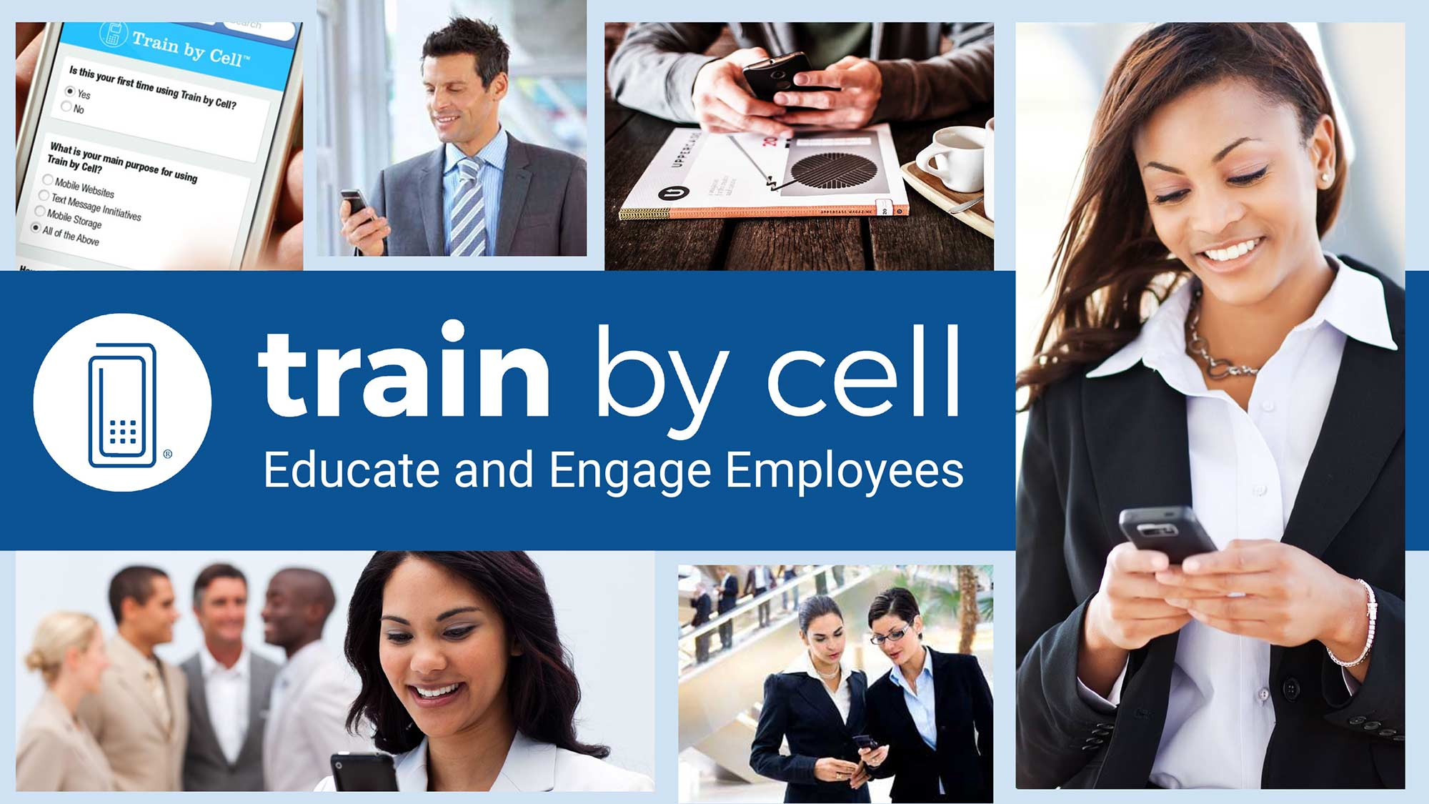 Train by Cell Pitch Deck