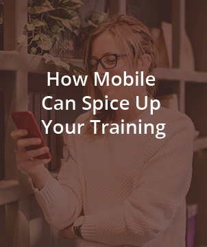 How Mobile Can Spice Up Your Training