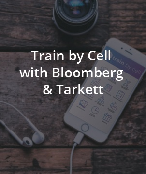 Train by Cell with Bloomberg & Tarkett